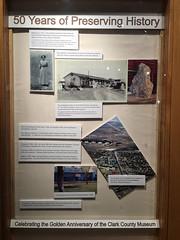 Clark County Museum 03.2018