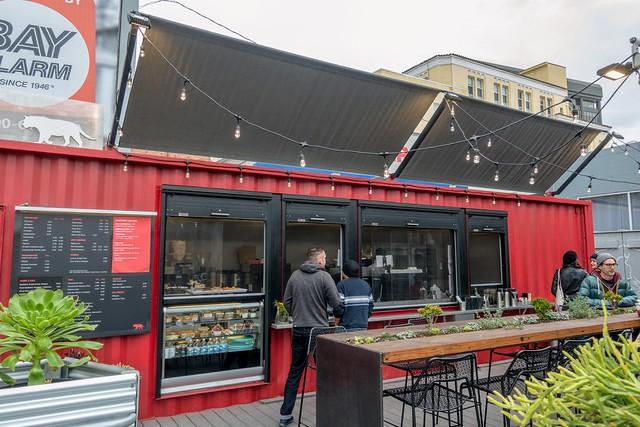 Equator Coffee Oakland café