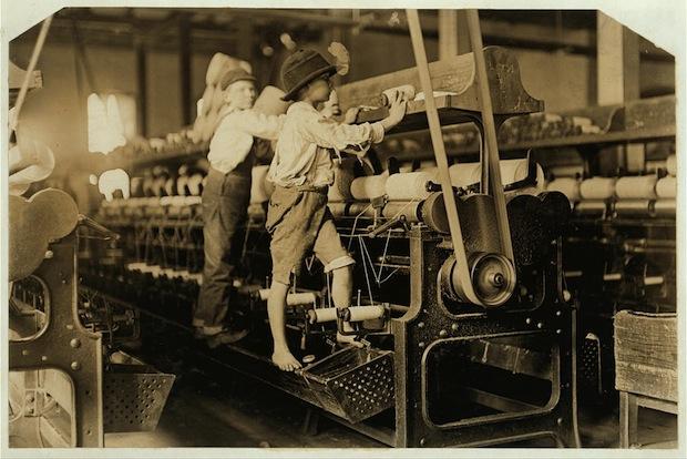Детский труд в США #12