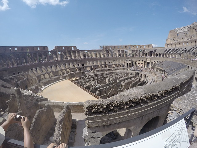 Colosseum | Italy 10 Day Itinerary