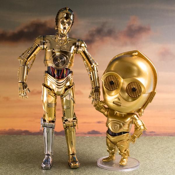 レビュー Q-droid スター・ウォーズ C3-PO