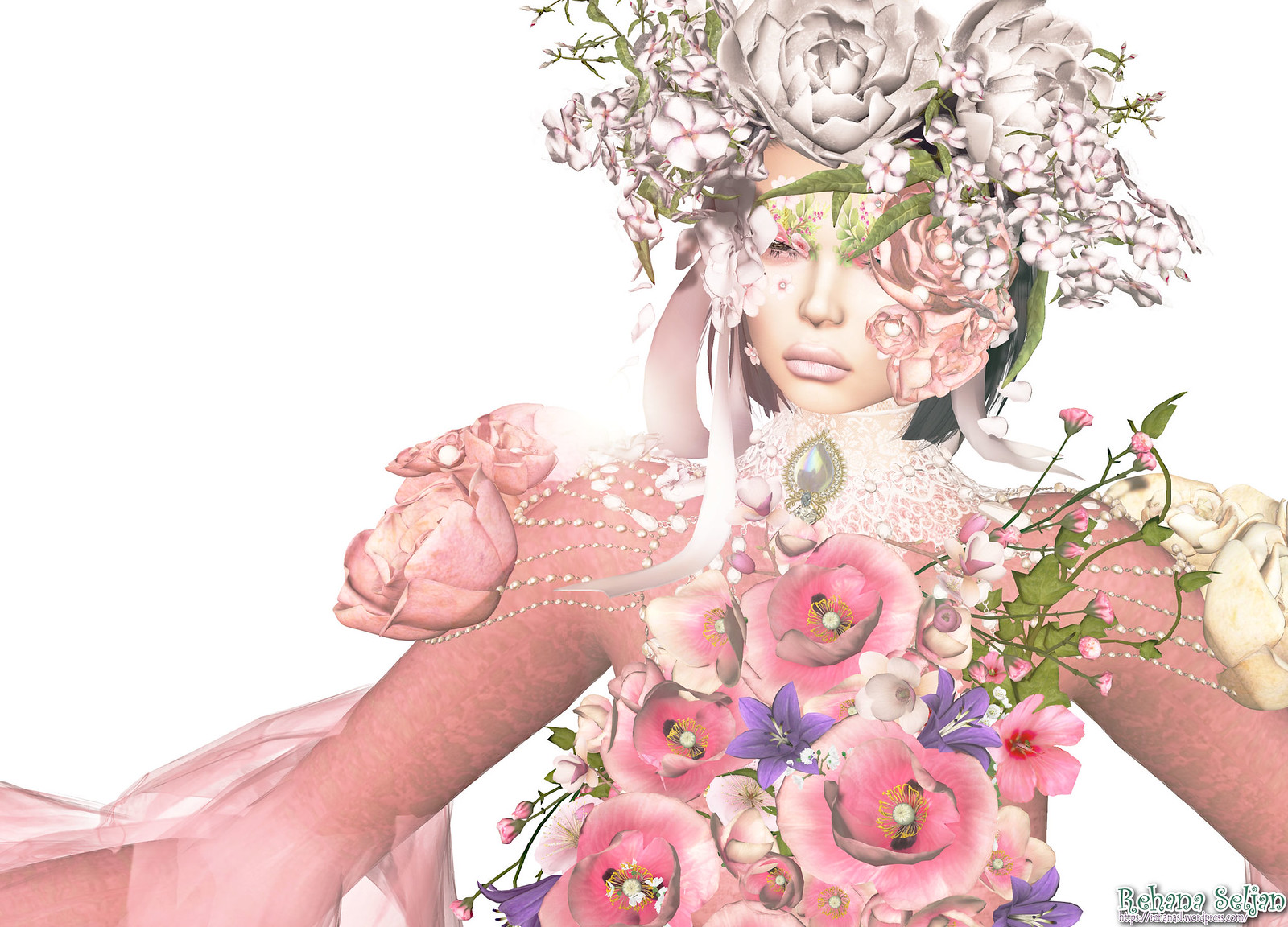 MISS SL 2018 - 1st Runway Challenge - VOGUE