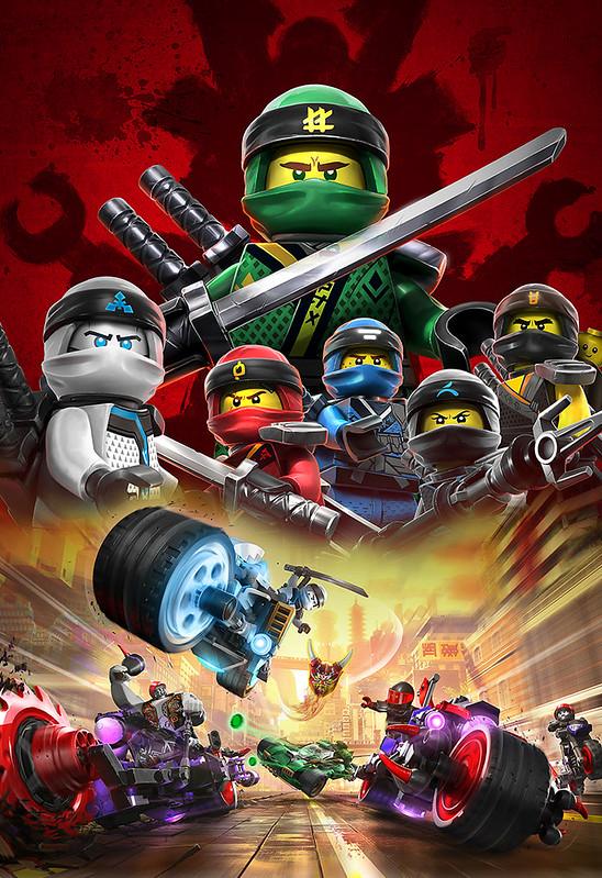 LEGO Ninjago 2018 Sons of Garmadon