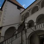 Croazia 2017: Castello di Varazdin interno