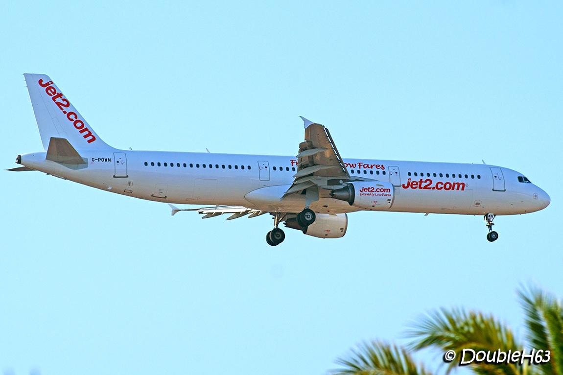 G-POWN 321 Jet2 TFS