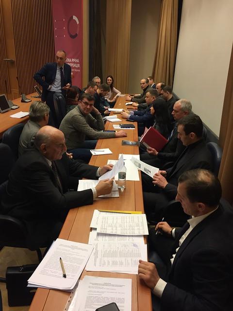 Спільне засідання Комітетів Експертної ради