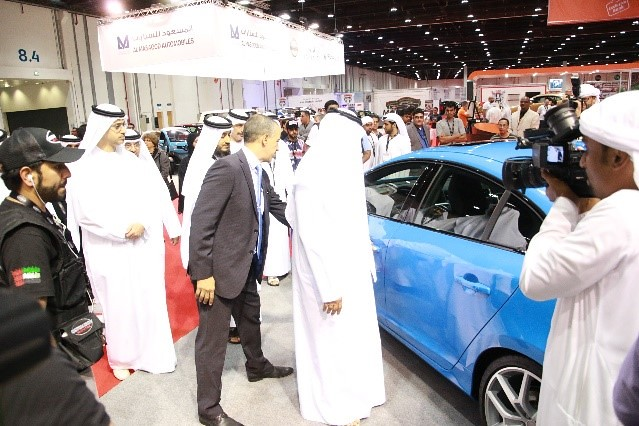 INTERNATIONAL MOTOR SHOW ABU DHABI 2018 RETURNS FOR A THRILLING THIRD EDITION