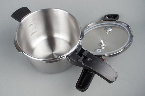 ニトリの圧力鍋