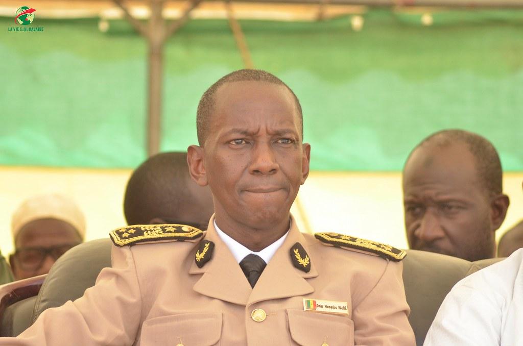Inauguration d'infrastructures  de base à Mbakhna Par la Fondation SONATEL (46)