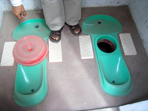 इकोसैन शौचालय