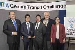 8 Win MTA Genius Transit Challenge