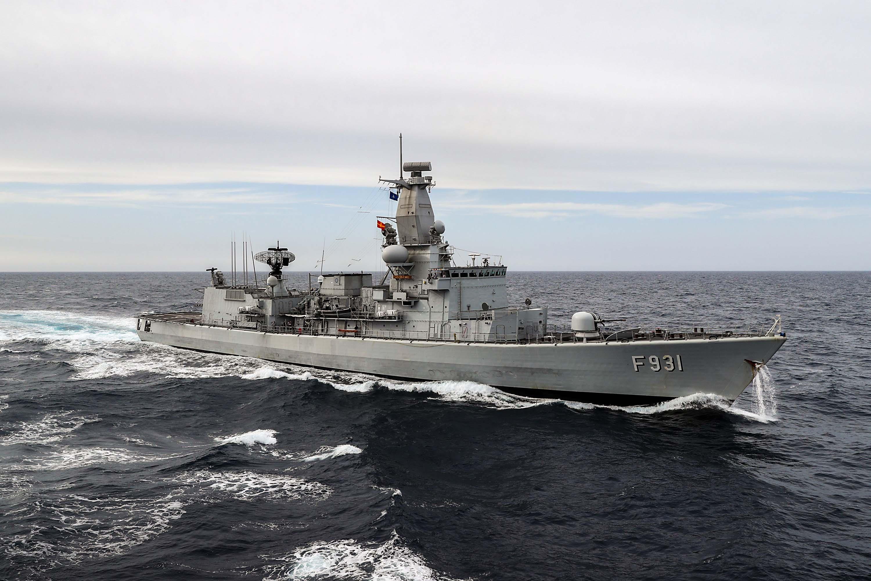 La frégate Louise-Marie part pour l'opération Sea Guardian - Page 4 40711884031_a283d45c4b_o