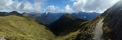 Quick hello from the Kepler track,  New Zealand