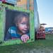An amazingly realistic mural at Benalla