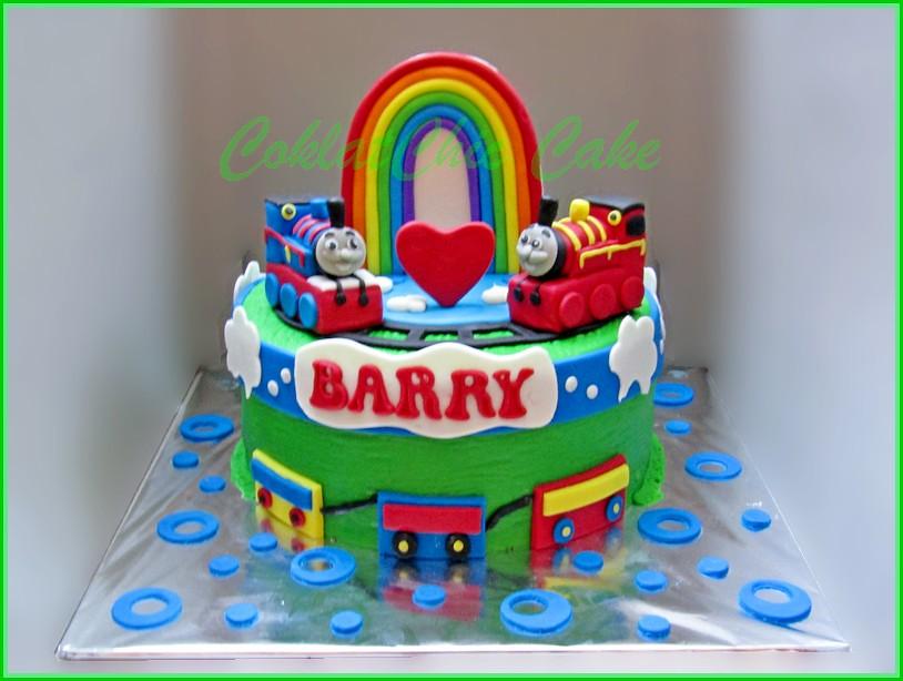 Cake Thomas 15 cm
