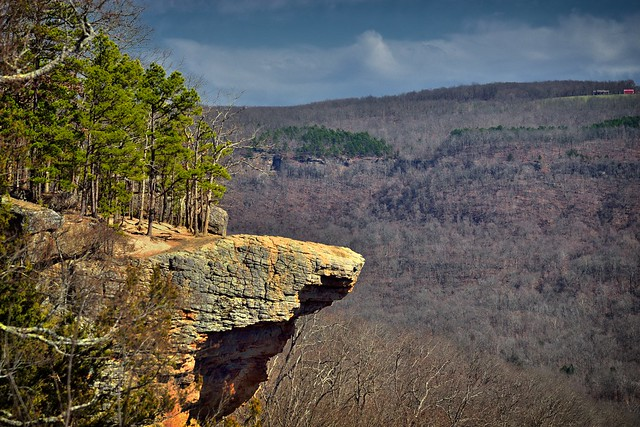 A Focus on Hawksbill Crag
