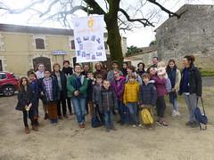 32 le groupe en mission sur les pas du Christ - Photo of Plaizac