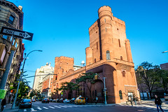 Hunter College High School, Carnegie Hill, Upper East Side, Manhattan, New York