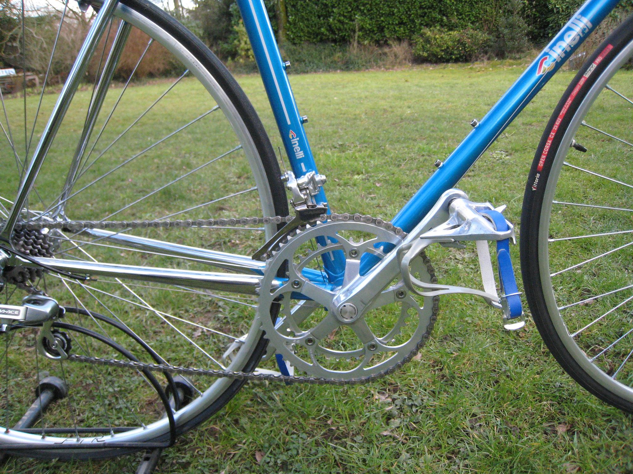 Cinelli Super Corsa. Une semaine un vélo. 40807272701_dcd73edd4b_k