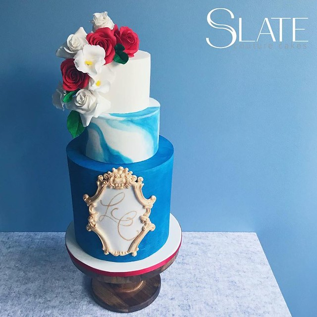 Cake by Slate Couture Cakes