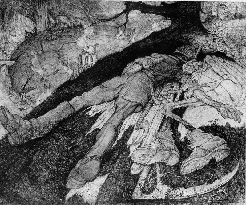Jules De Bruycker - Death in Flanders  Ypres