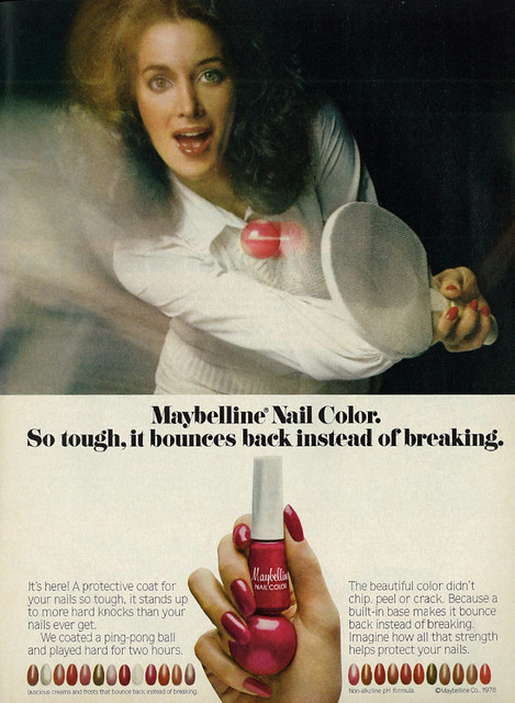 Maybelline Nail Color Polish Connie Selleca