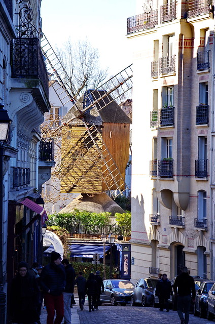 508 Paris en Février 2018 - Montmartre