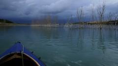 2013.08.07_0017_Soir d'orage sur le lac de l'Estrade (11410) - Photo of Peyrefitte-sur-l'Hers