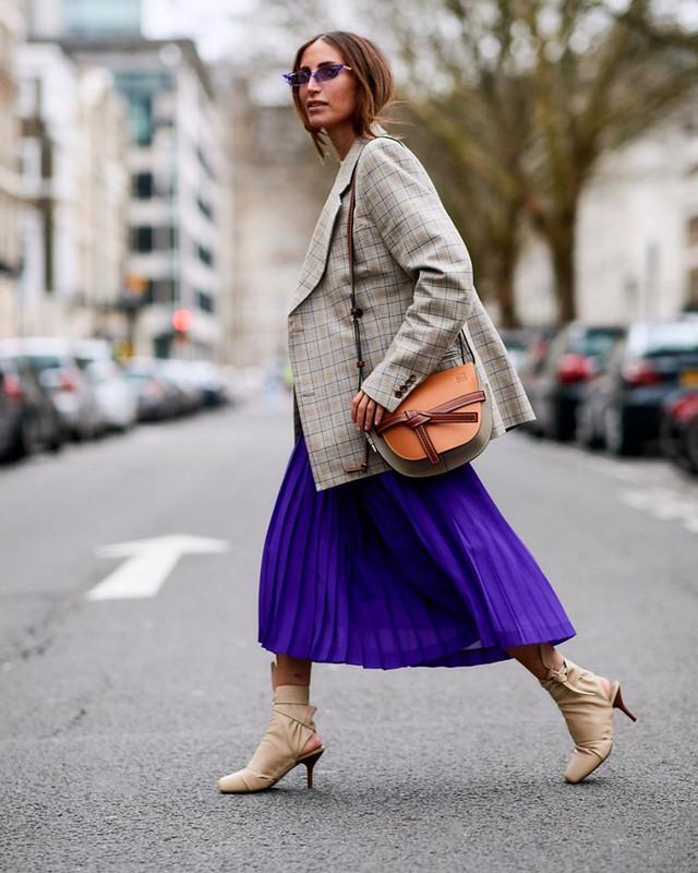 法國時尚部落客與造型師 Chloé aka Loulou de Saison