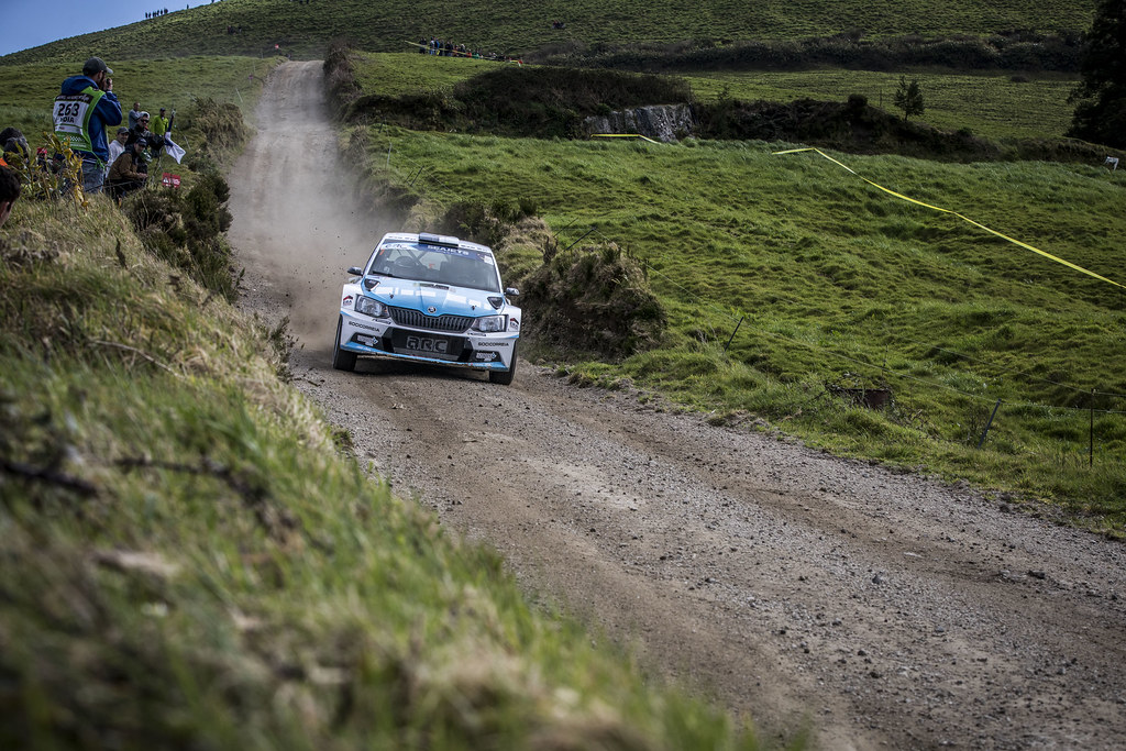 07 MOURA Ricardo (prt), COSTA Antonio (prt), FORD FIESTA R5, action during the 2018 European Rally Championship ERC Azores rally,  from March 22 to 24, at Ponta Delgada Portugal - Photo Gregory Lenormand / DPPI