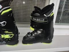 Lyžařské Boty - přeskáče Dalbello - titulní fotka
