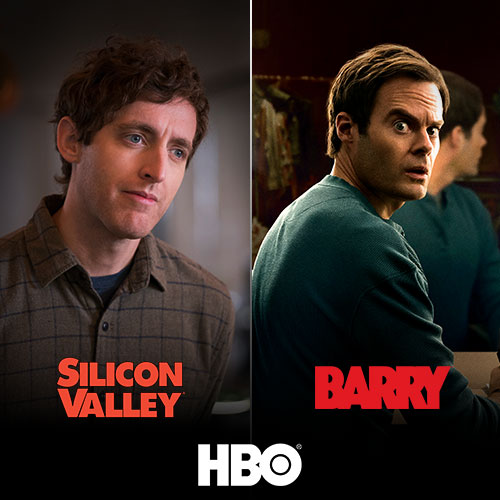 Barry & Silicon Valley