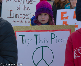 # March For Our Lives Bend Oregon - 66