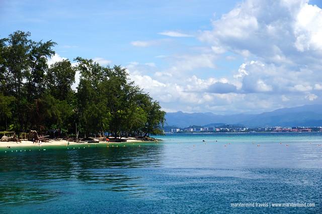 Kota Kinabalu Island Hopping - Manukan Island