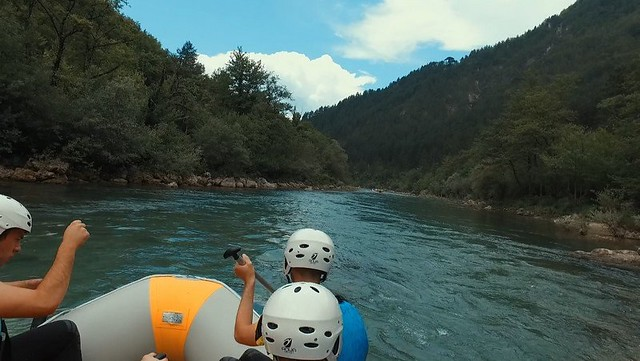 Neretva gives the best rafting tour