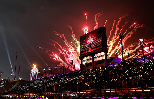 Paralympics 2018 Invigning