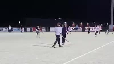 Parents V Kids at Training tonight
