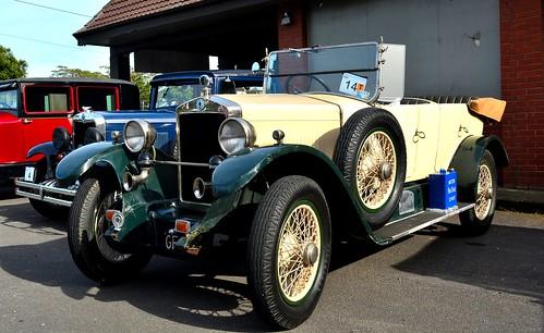 1924 Berliet Tourer