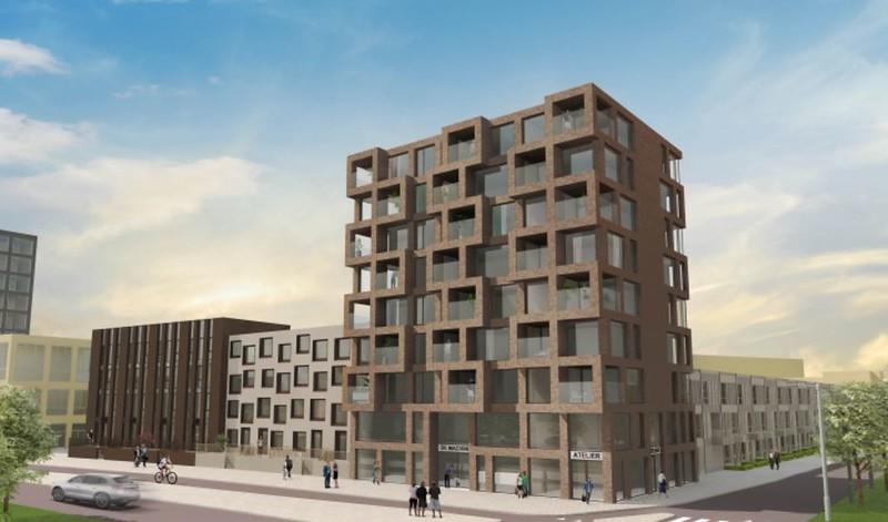 Machinistenhof Spee Architecten 1