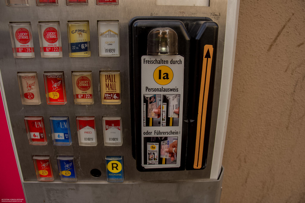купить сигареты для европу