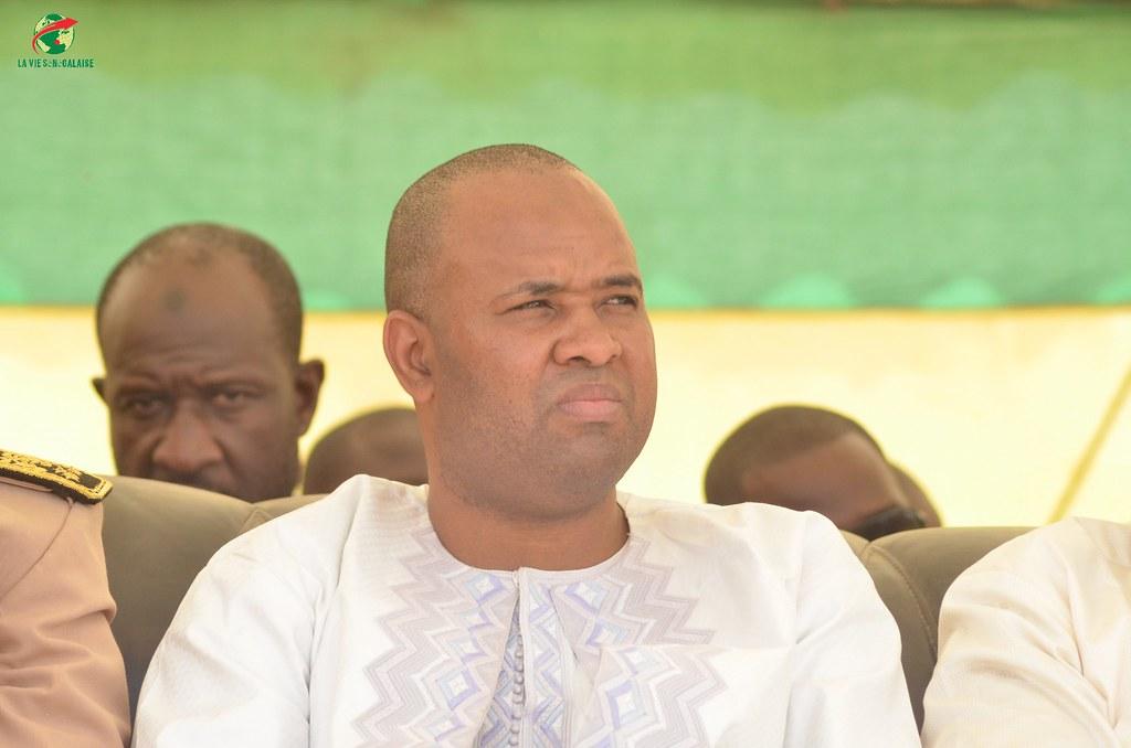 Inauguration d'infrastructures  de base à Mbakhna Par la Fondation SONATEL (44)