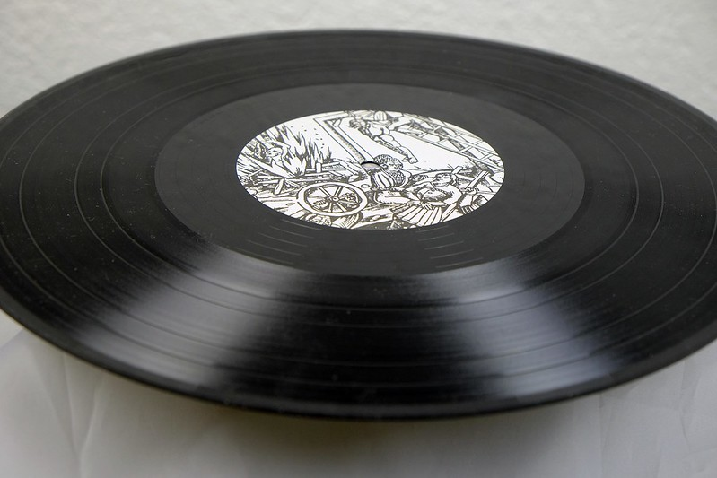 "CRO-MAGS WE GOTTA KNOW UNOFFICIAL 12"" LP VINYL"
