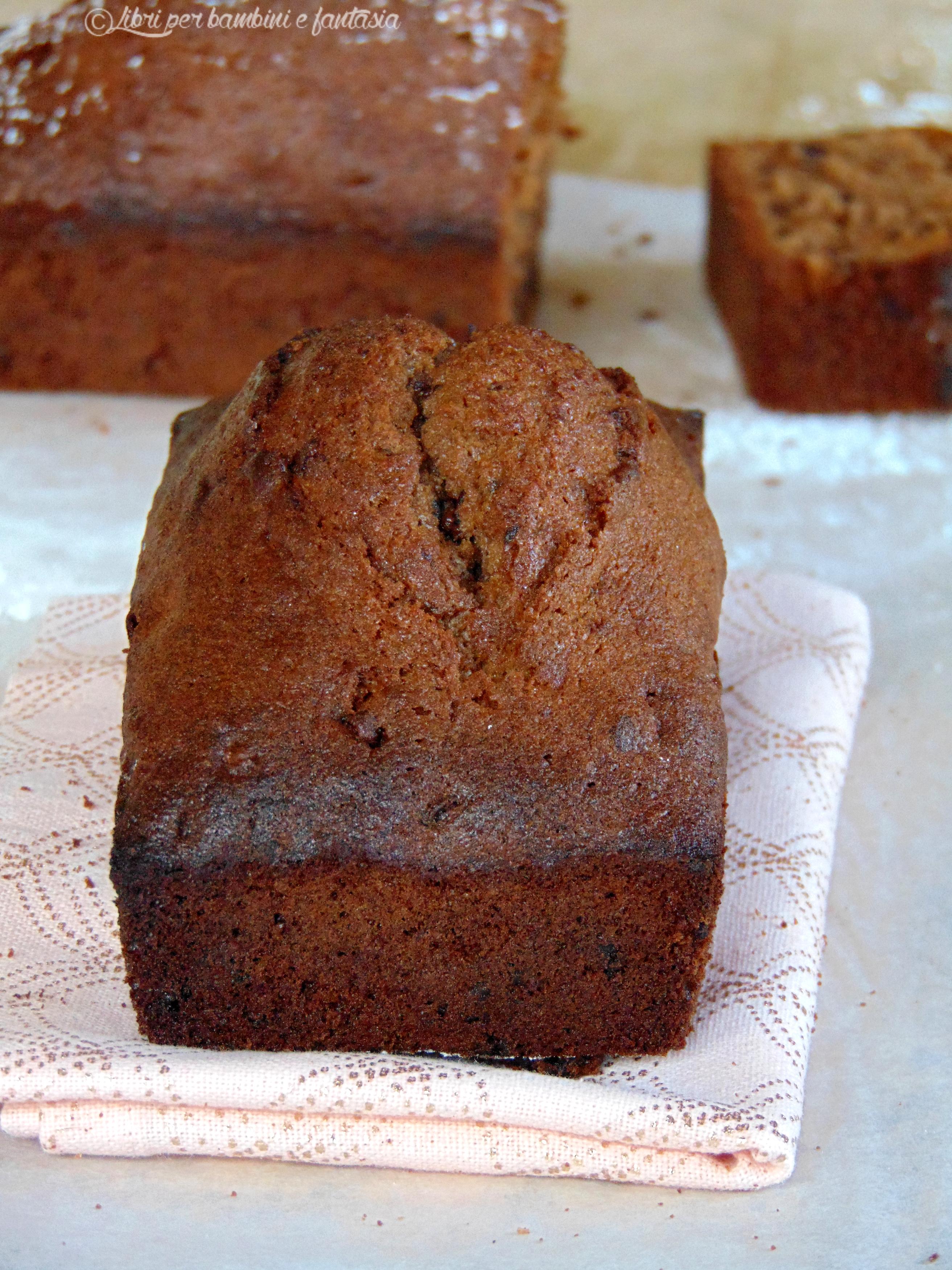 plum cake al cioccolato Massari 99
