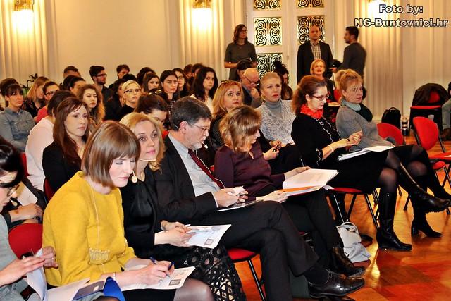 Tribina ŽENE I MEDIJI u Hrvatskoj