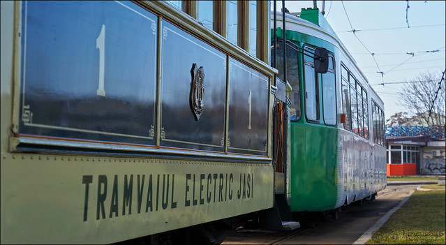 AEG Tram & GT4 - no. 324