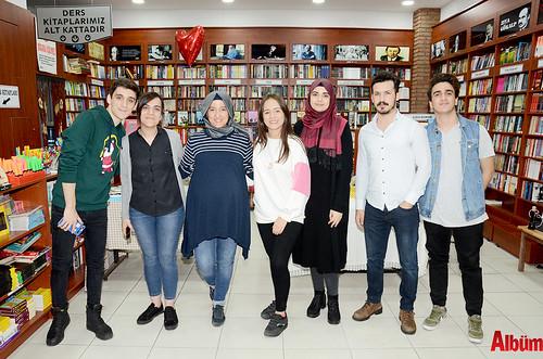 Genç yazarlara Alanya'da yoğun ilgi-5
