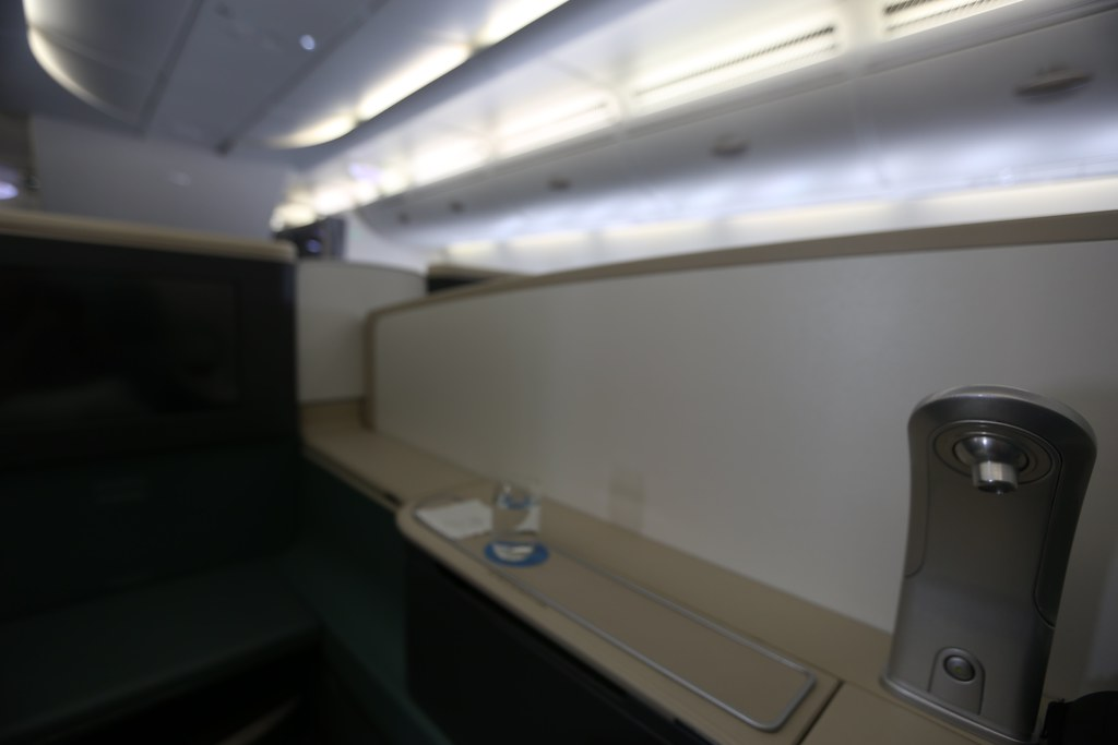 Korean Air A380 First Class 11