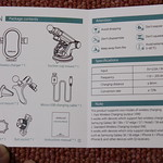 dodocool Qi 充電器車載ホルダー 開封レビュー (9)