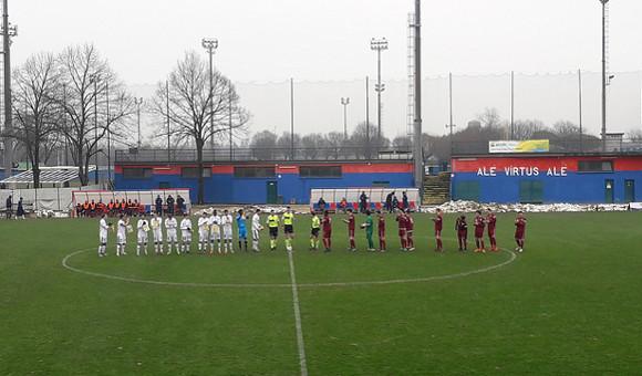 Virtus Verona - Clodiense 2-3, harakiri rossoblu