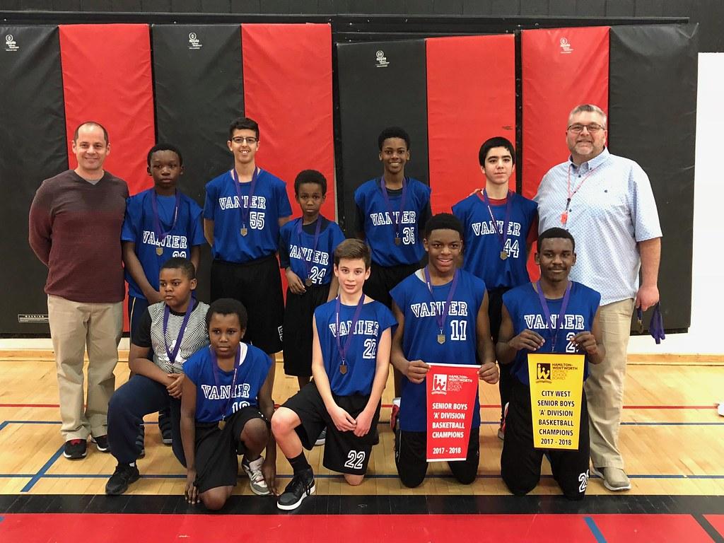 2017-18 Elementary - Senior Basketball Championships